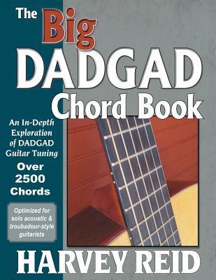 The Big DADGAD Chord Book