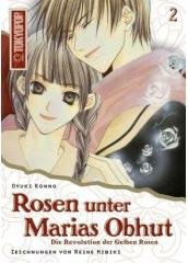 Rosen unter Marias Obhut - Light Novel