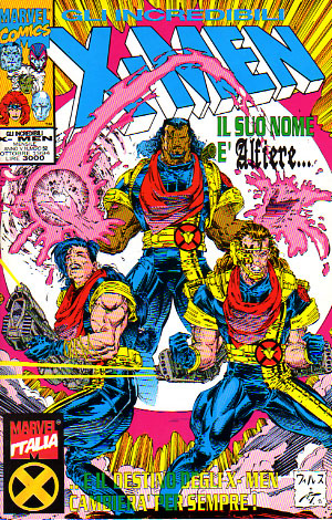 Gli Incredibili X-Men n. 052