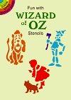 Fun with Wizard of Oz Stencils