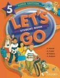 Let's Go: Student Book with CD-ROM Pack Level 5