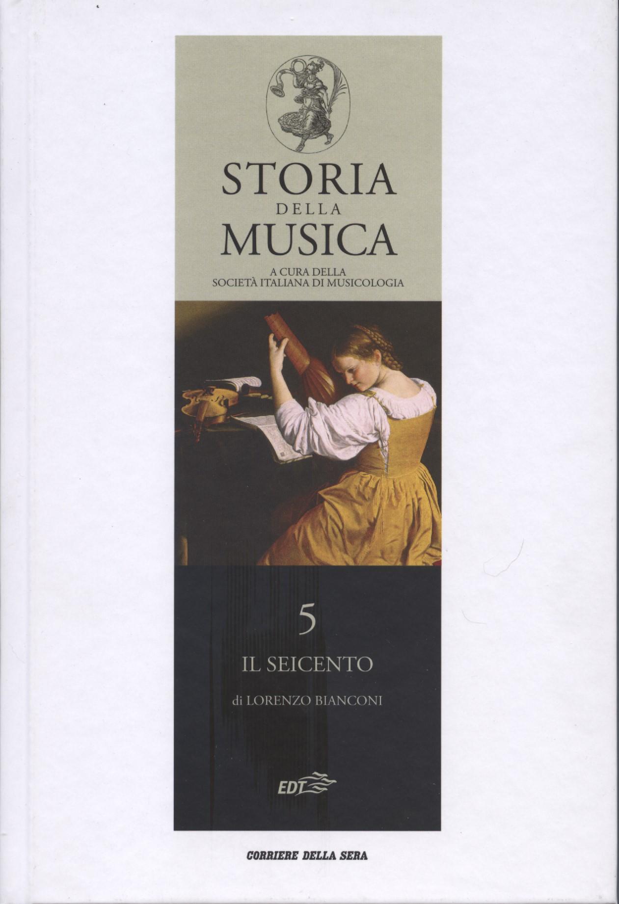 Storia della musica vol. 5