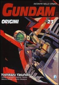 Gundam origini. Incontri nello spazio