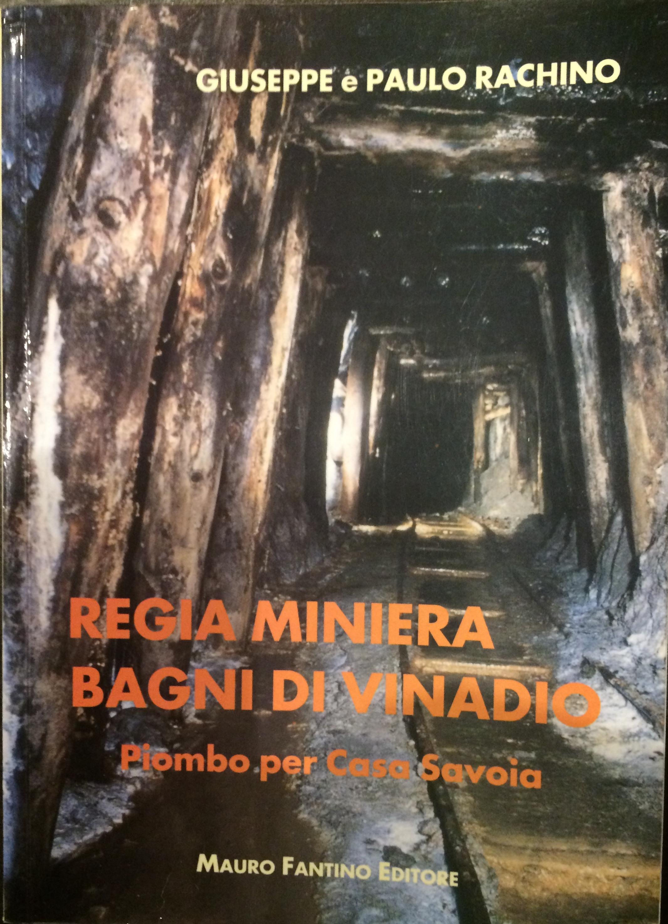 Regia miniera Bagni di Vinadio
