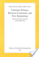 Christian Witness Between Continuity and New Beginnings