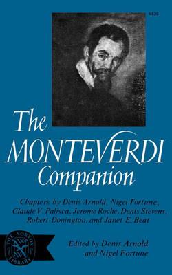 Monteverdi Companion