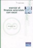 Esercizi di finanza aziendale con excel