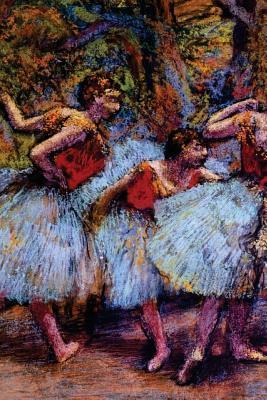 Three Dancers Blue S...