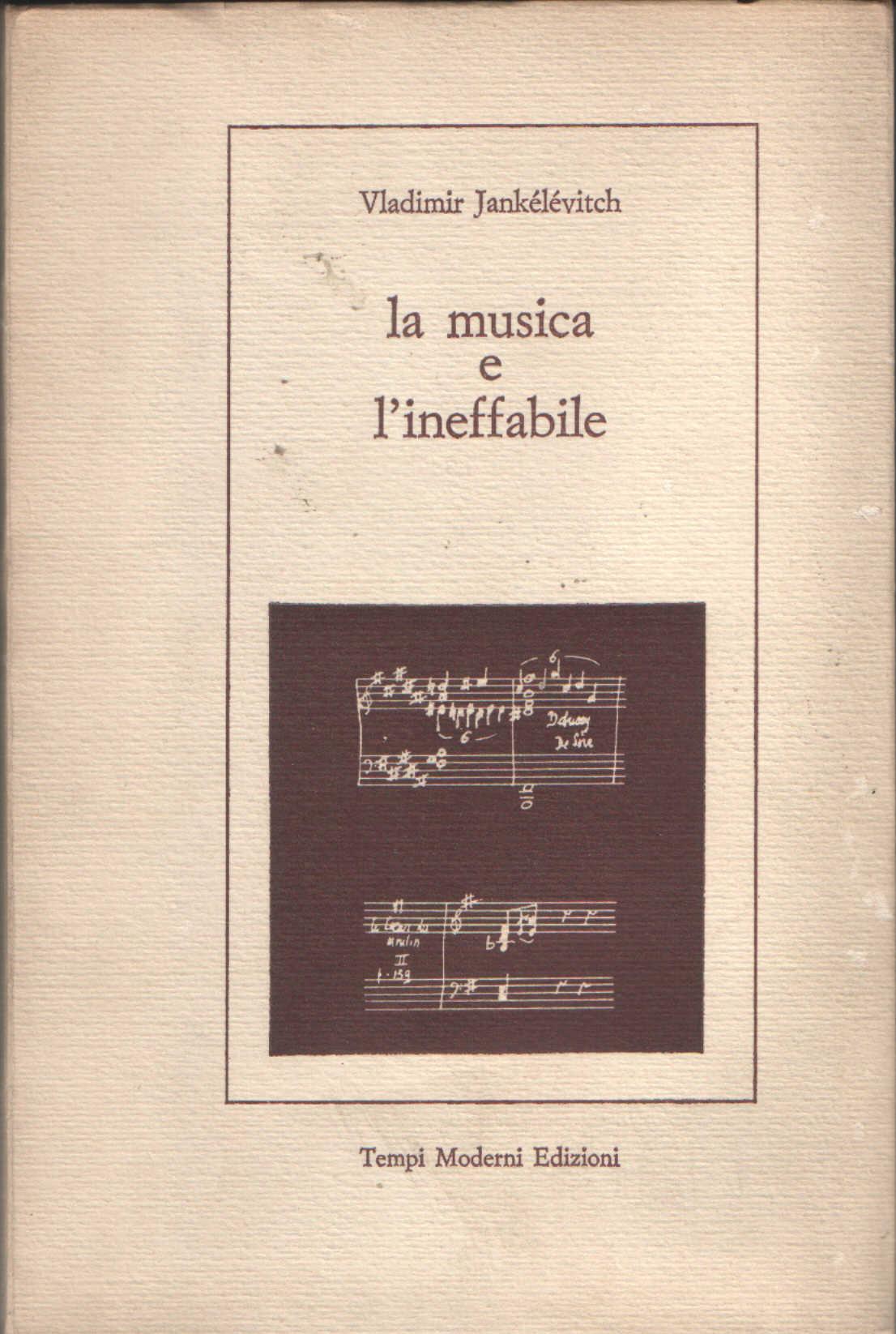 La musica e l'inneffabile