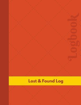 Lost & Found Logbook