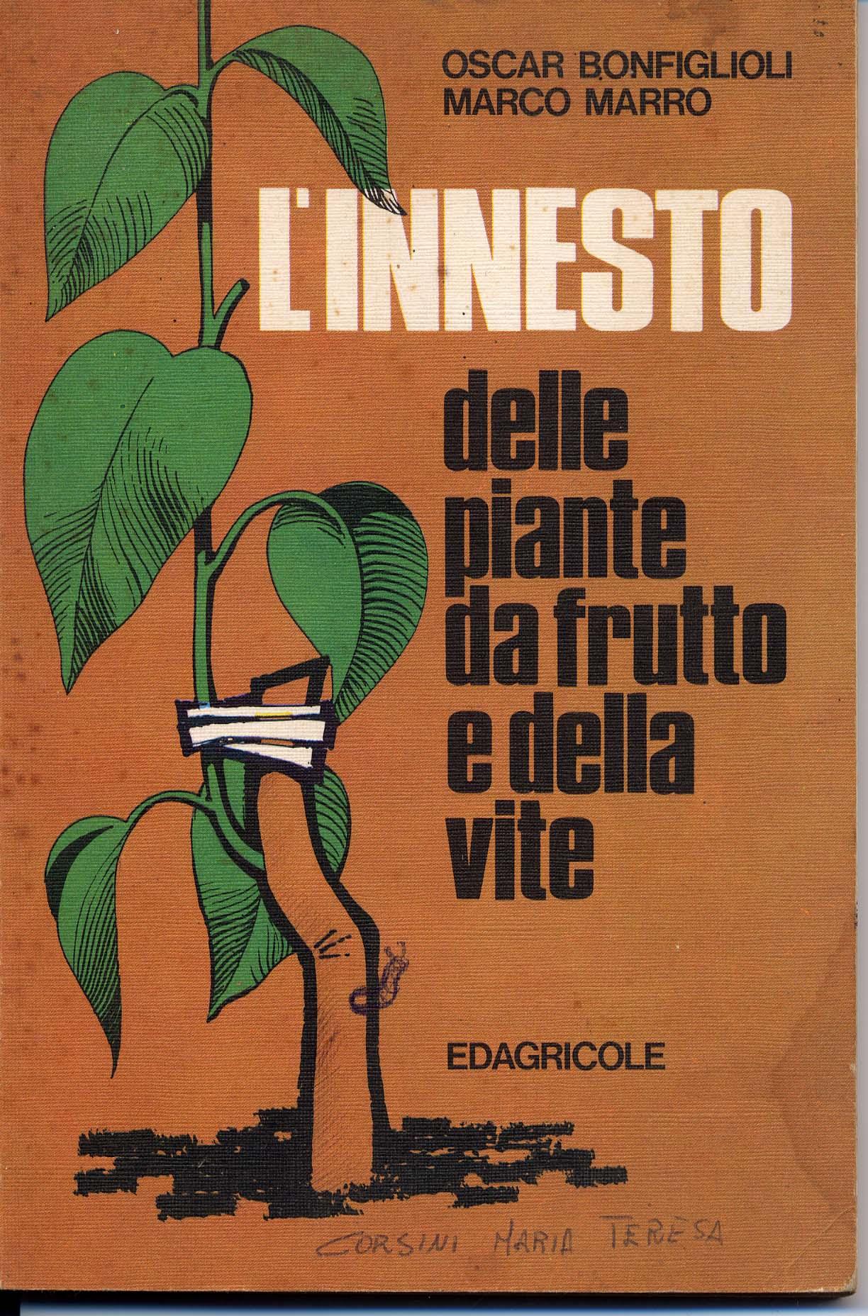 L'innesto delle piante da frutto e della vite