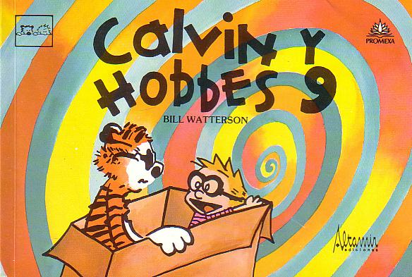 Calvin y Hobbes 9