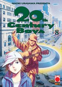 20th century boys vol. 8 - Quarta ristampa