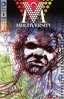 Multiversity n. 1 - Cover E