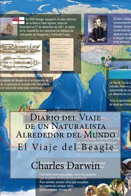 Diario del Viaje de un Naturalista Alrededor del Mundo-El Beagle