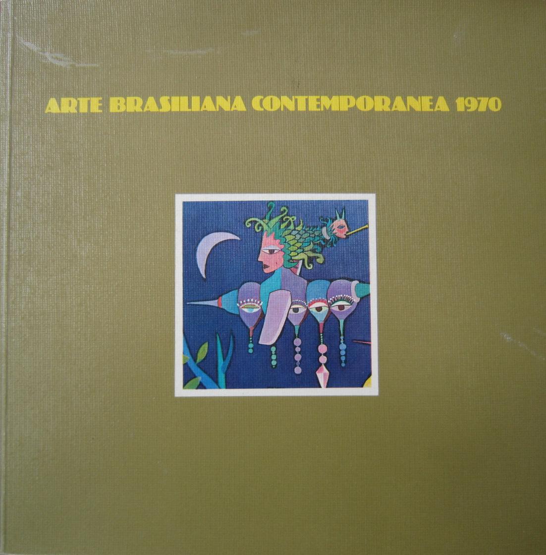 Arte brasiliana contemporanea 1970