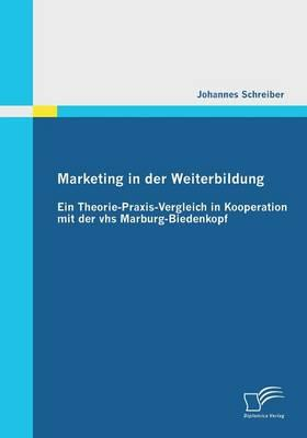 Marketing in der Weiterbildung