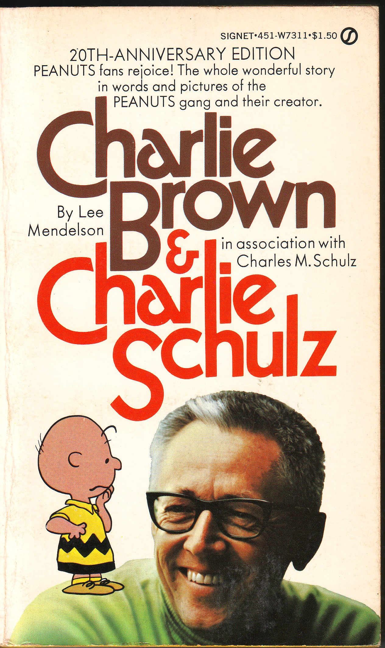 Charlie Brown and Charlie Schulz