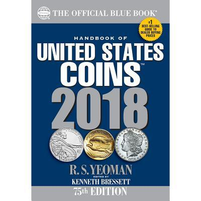 Handbook of United States Coins 2018