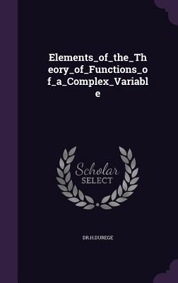 Elements_of_the_theory_of_functions_of_a_complex_variable
