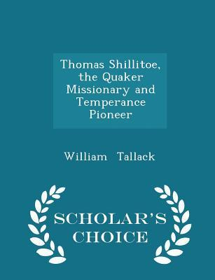 Thomas Shillitoe, th...