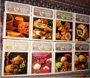 Grande enciclopedia della cucina Curcio