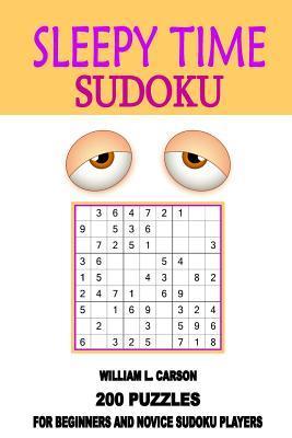 Sleepy Time Sudoku