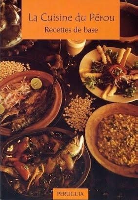 La cuisine du Pérou