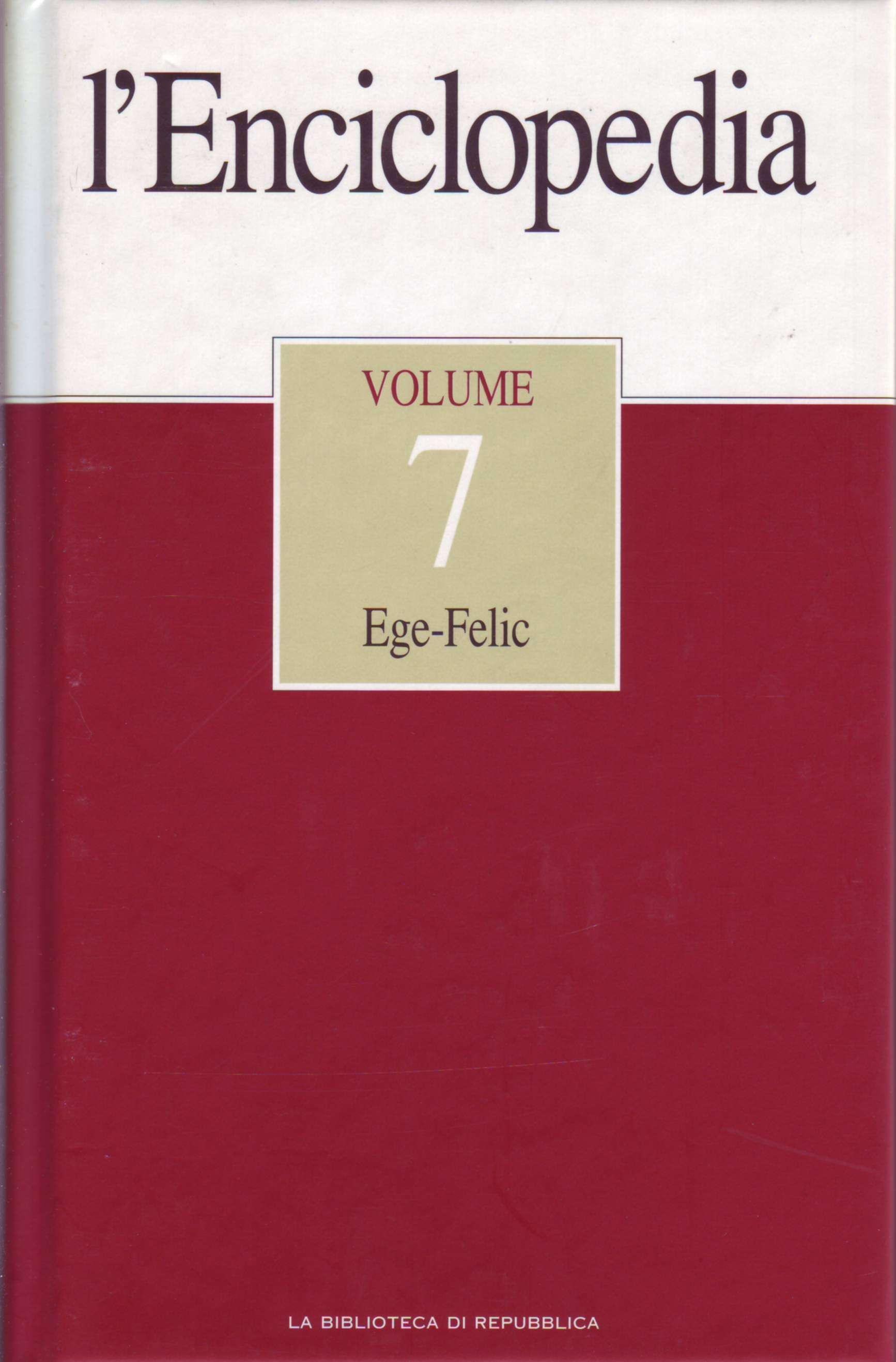 L'Enciclopedia - Vol. 7