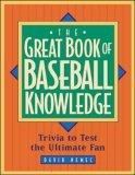The Great Book of Baseball Knowledge