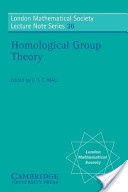 Homological Group Theory