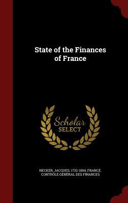State of the Finances of France