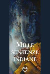 Mille sentenze indiane