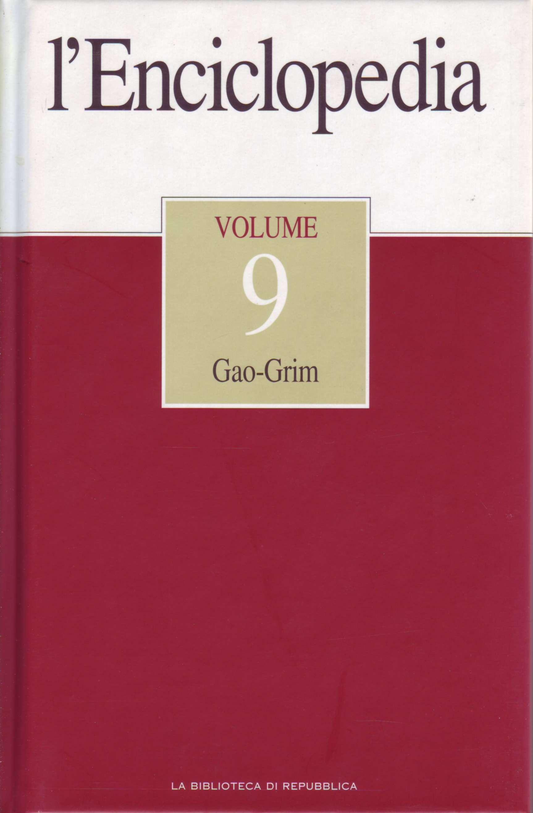 L'Enciclopedia - Vol. 9