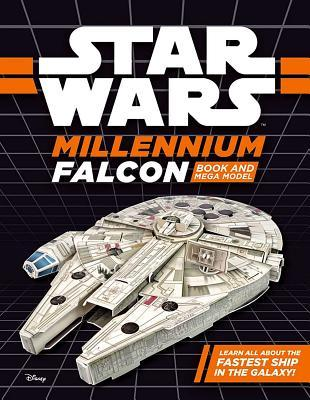 Star Wars - Millennium Falcon Book + Mega Model