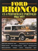Ford Bronco, 1966-1977-PP