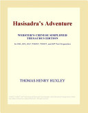 Hasisadra's Adventure (Webster's Chinese Simplified Thesaurus Edition)