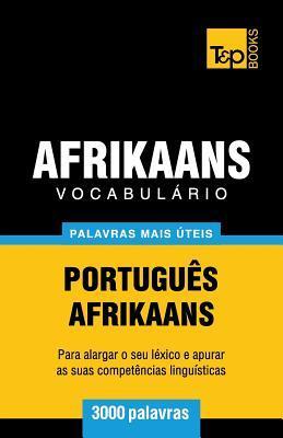 Vocabulário Português-Afrikaans - 3000 palavras mais úteis