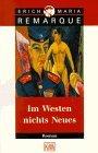 Im Westen Nichts Neu...