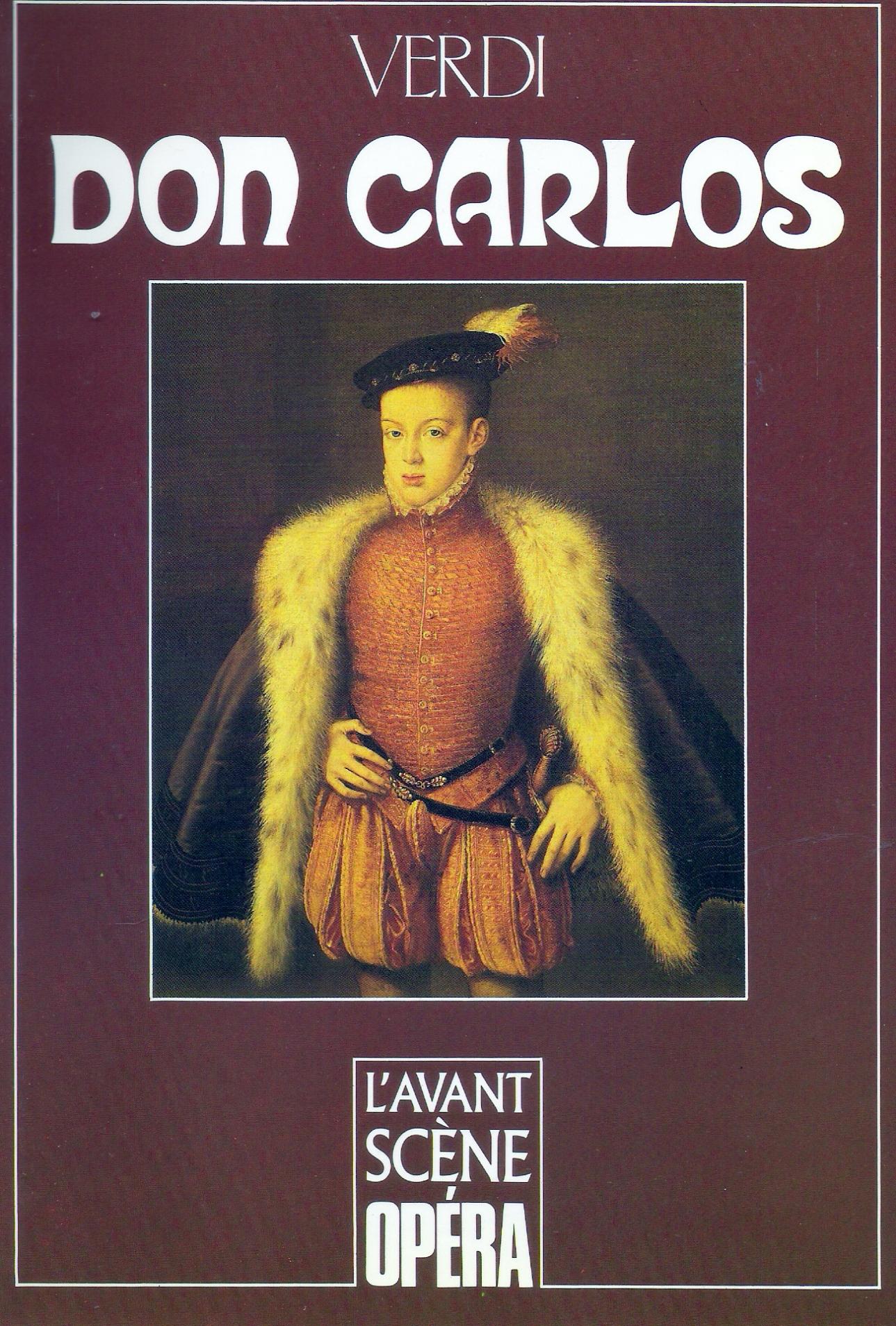 Verdi Don Carlos