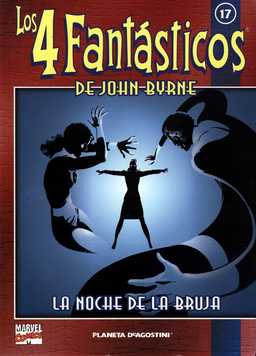 Coleccionable Los 4 Fantásticos de John Byrne #17 (de 25)