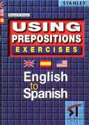 Using Prepositions Exercise Book