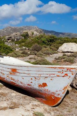 Mind Blowing Abandoned Boat