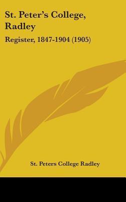 St. Peter's College, Radley