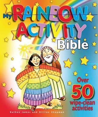 My Rainbow Activity Bible