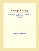 A Rough Shaking (Webster's Chinese Traditional Thesaurus Edition)