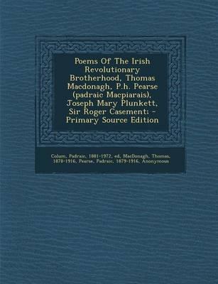 Poems of the Irish R...