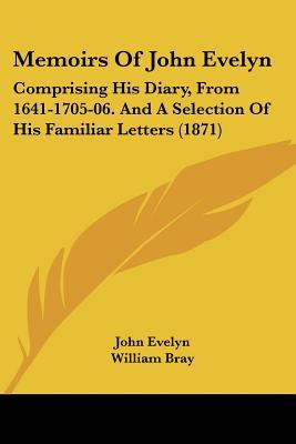 Memoirs of John Evelyn