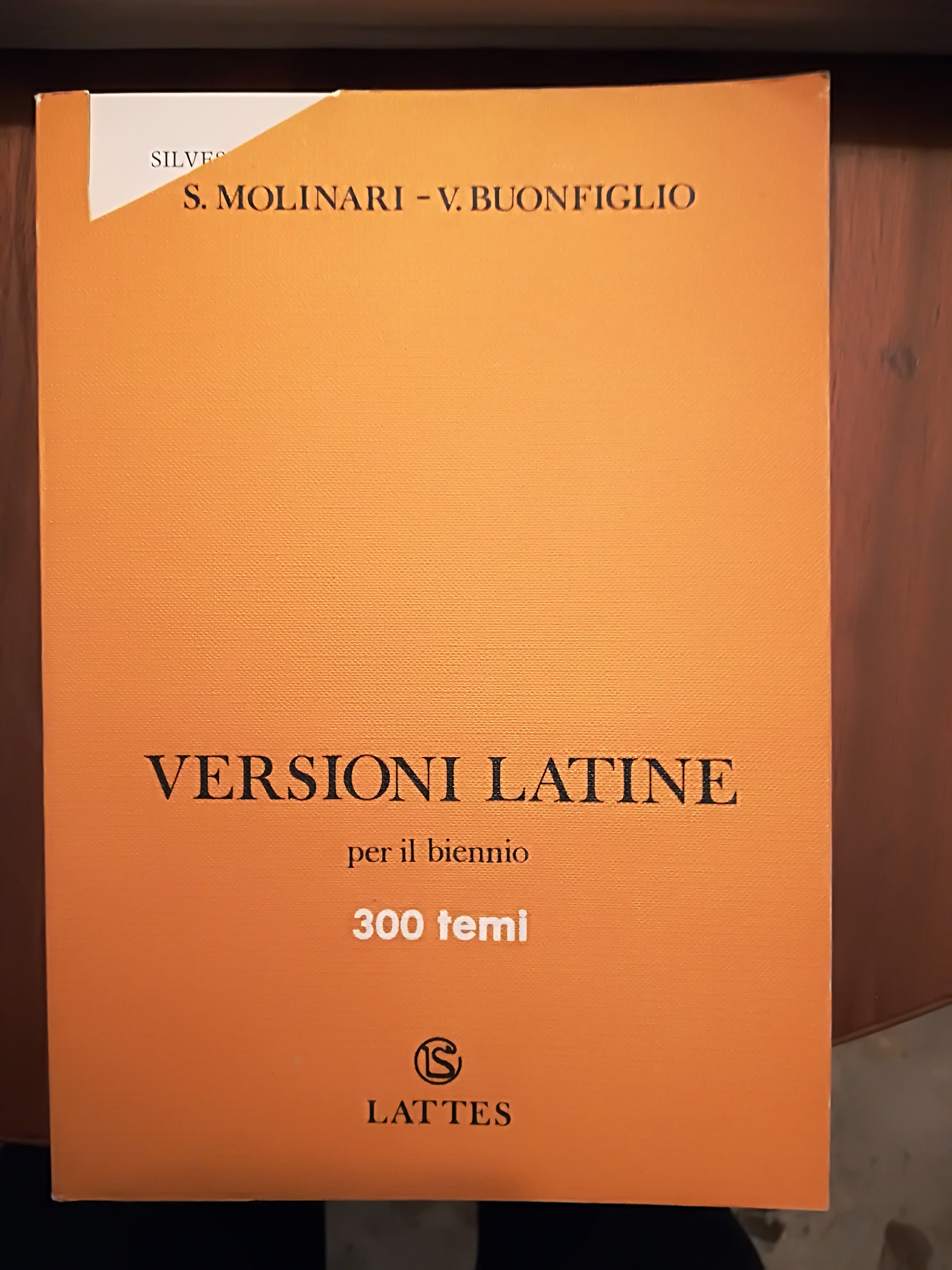 Versioni latine
