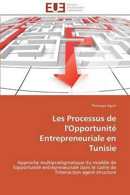 Les Processus de l'Opportunite Entrepreneuriale en Tunisie
